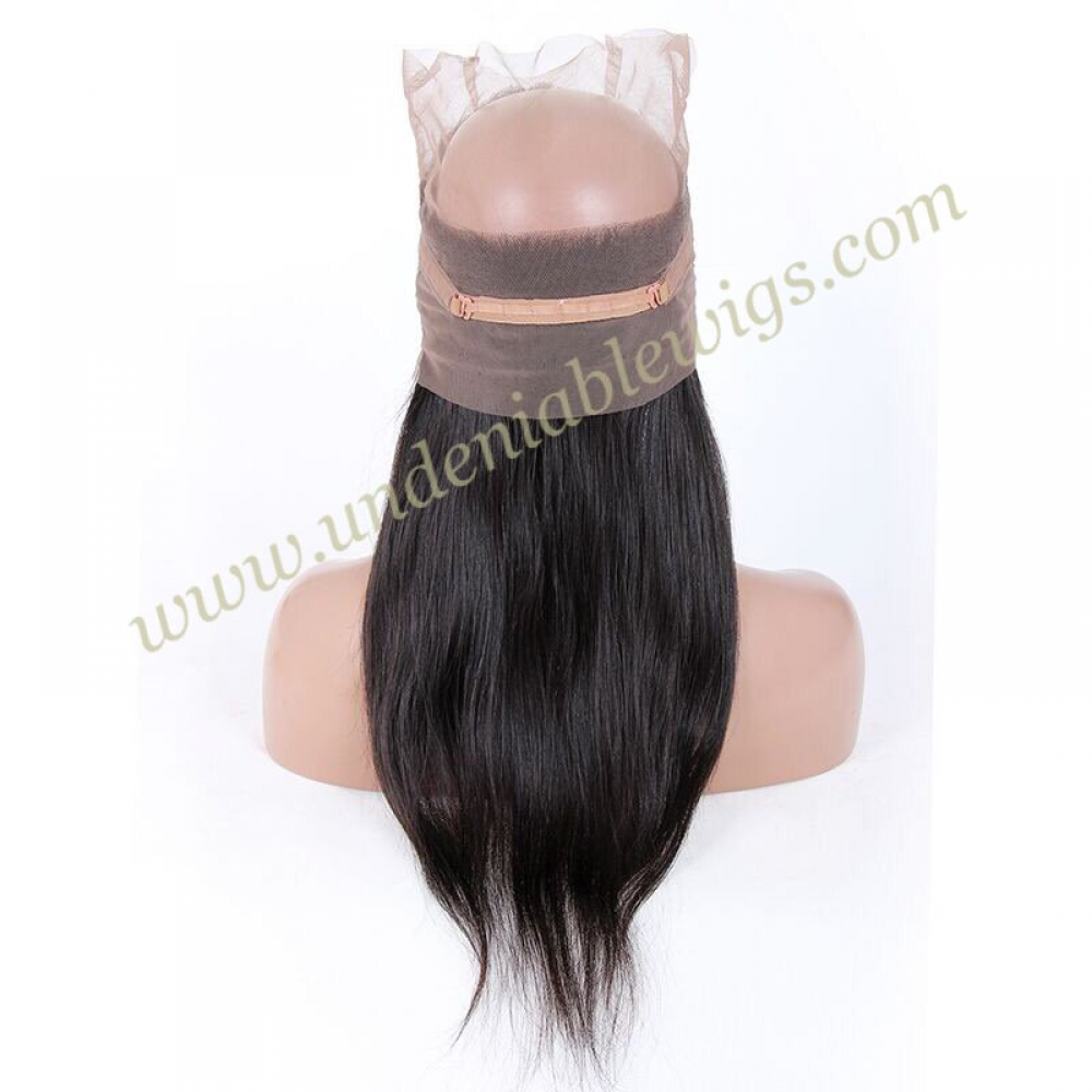 360 Lace Frontal - 10""